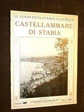Castellammare di Stabia - Le Cento Città d'Italia illustrate