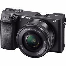 Nuovo Sony a6300 Mirrorless Digital Camera w/ 16-50mm Lens