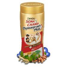 Zandu, Sona Chandi Chyawanprash Plus 450g, Free Shipping Form India