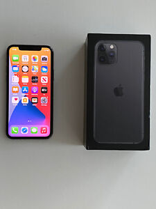 Apple iPhone 11 Pro - 256GB - Space Gray (Unlocked) Well maintained!