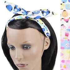 Accessoires de coiffure headbands polyester pour femme