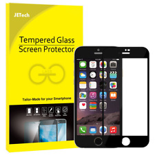 JETech Screen Protector for Apple iPhone 8 and iPhone 7 Full Coverage Tempered