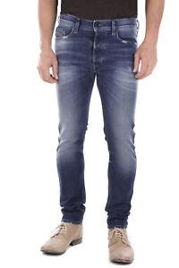 Diesel Tepphar R39M0 Herren Jeans Hose Slim Carrot