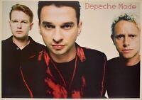 Depeche Mode original  British ImportVintage 1998 Band Poster