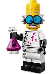 LEGO Minifigures Series 14 Monsters halloween Monster Scientist