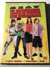 Saving Silverman (2001) Dvd 2005 Sony Release Jason Biggs Jack Black Amanda Peet