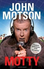 Motty: Forty Years in the Commentary Box,John Motson- 9780753518137