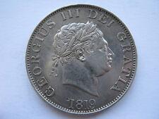 1819 George III Half Crown, GVF. ACS