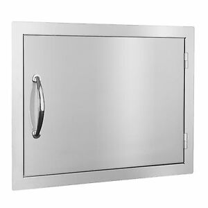"STG Excalibur Premier 27"" Stainless Steel Horizontal Door Model# STGHD-1"