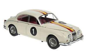 MODEL ICONS 321001 or 321006 JAGUAR MK.2 model race car Hill Jane 1960 1962 1:18