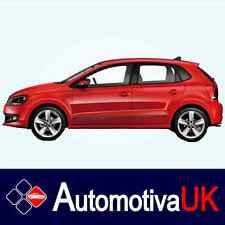 Volkswagen VW Polo 5D Mk5 Rubbing Strips | Door Protectors | Side Mouldings Kit