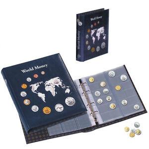 World Money Coin Album - Optima