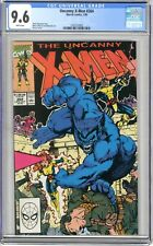 X-Men  #264  CGC   9.6   NM+   White pages  7/90  Jim Lee cover If it might look