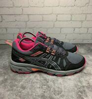 ASICS GEL-Venture 7 1012A476 Running Shoes, Women's Size 7.5 - Gray