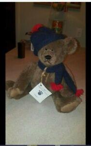 Vintage Joey Shoestring Teddys Zeke teddy bear