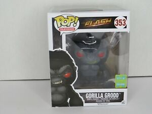 The Flash Gorilla Grodd FUNKO POP Television The Flash MIB NEW #353 Exclusive