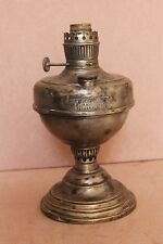 1900's Antique FAVOURITE LAMP R. DITMAR VIENNA Brass Lamp Made in AUSTRIA #145