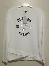 Matalan Girls L/S Candy Couture Follow Your Dreams Top T Shirt BNWT 12 Years