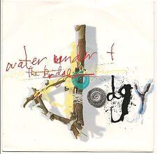 """DODGY - WATER UNDER THE BRIDGE + IT'S BEEN SO LONG 7"""" SINGLE 1993 NEAR MINT"""