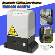 220-230V 1200kg Automatic Sliding Gate Opener Electric Operator Remote Control