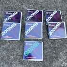 7 Vintage Syquest 200MB 88MB Removeable Disk Cartridges for Macintosh
