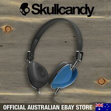 Skullcandy Navigator On Ear - Blue W/mic