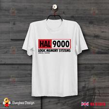 Hal 9000 Retro Cult Movie 2001 A Space Odyssey Cool Vintage Unisex Tshirt B70