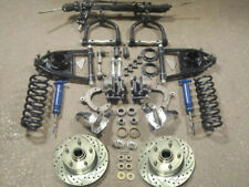 Mustang II 2 Front Suspension IFS Power Rack Stock Height Ford Chevy Mopar IFS