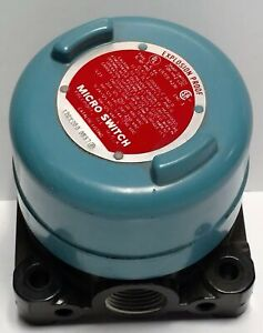 Honeywell 120X200-0537 Explosion Proof Rotary Switch