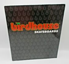 Birdhouse - Tech Deck 3-Ring Binder Vintage Classic Skateboarding Brand