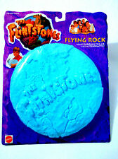 22cm / 8.5 inches wide THE FLINTSTONES FLYING STONES MATTEL 1993 MINT ON CARD