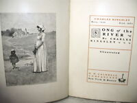 The Song of the River Book by Charles Kingsley 1887