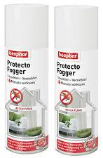 Sparpack 2x Beaphar Protecto Fogger Insekten Vernebler 200ml = 400ml Flohbombe
