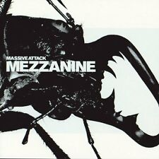 Massive Attack -  Mezzanine / VIRGIN RECO'RDS CD 1998