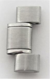 Original s/steel Link for OMEGA Watch Bracelet 1614/911* 20 mm MINT