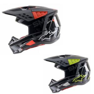 2021 Alpinestars S-M5 Rover MX Motocross Offroad Helmet - Pick Size & Color
