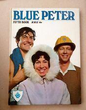 Bleu Peter 1968 Annual en Très Bon État Inclut Tight Colonne Vertébrale