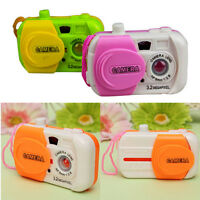 2PC Kids Children Baby Learning Study Camera Take Photo Educational Toys Gift