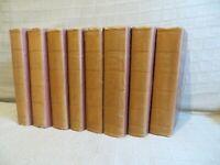 histoire de la restauration par Alfred nettement 8 volumes 1860