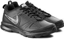 wholesale dealer 8b90d 39a3b Nike Mens Trainer Lite XI T-Lite Leather Gym Cross Trainer Running Black  Silver