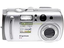 Samsung Digimax V4, fotocamera digitale zoom 12x
