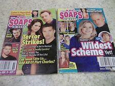 5 ABC Soaps in Depth 2012 July 23 & Sept 3 Heather's Scheme Terror Strikes Jason