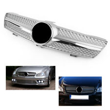 Grill Grille Fits Mercedes-Benz CLS-Class CLS55 CLS63 05-10 2005-2010 W219 Coupe