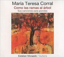 MARIA TERESA CORRAL - COMO LAS RAMAS AL ARBOL NEW CD
