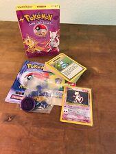 Zap Theme Deck Pokemon Base Set As Pictured