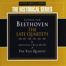 BEETHOVEN / YALE STRING QUA...-Beethoven:  Late String Quarte CD NEW