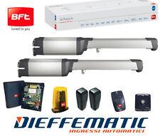 BFT PHOBOS AC 230V KIT AUTOMAZIONE CANCELLO BATTENTE AUTOMATICO ELETTRICO 220V