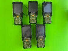 Lot Of 5 X Motorola Nextel Symbol Barcode Scanner - Mc9097 Mc9097-Suthjaha615