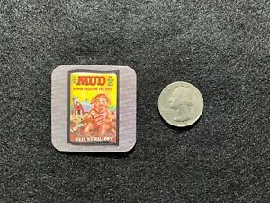 2021 TOPPS SI WACKY PACKAGES MINIS SERIES 2 STICKER MUD MAD MAGAZINE 1970'S FUN