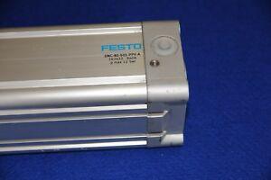 Festo Normzylinder DNC-80-350-PPV-A Pneumatikzylinder 163432 Hubzylinder